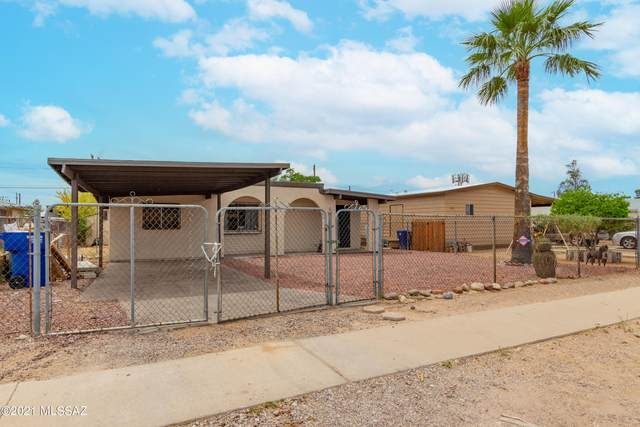 1038 E 34Th Street, Tucson, AZ 85713 (#22111759) :: Long Realty - The Vallee Gold Team