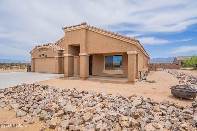 18237 S Mccone Court, Sahuarita, AZ 85629 (#22111760) :: Long Realty - The Vallee Gold Team