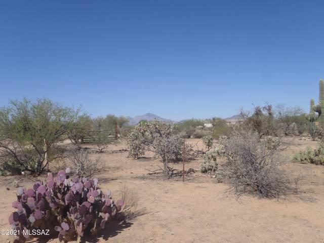 16720 W Brenda Street #7, Tucson, AZ 85736 (#22111775) :: Tucson Property Executives