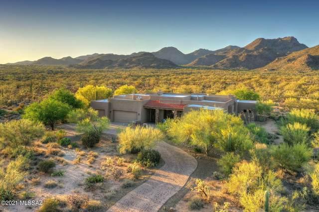 4170 W Butterfly Mountain Drive, Marana, AZ 85658 (#22111778) :: Long Realty Company