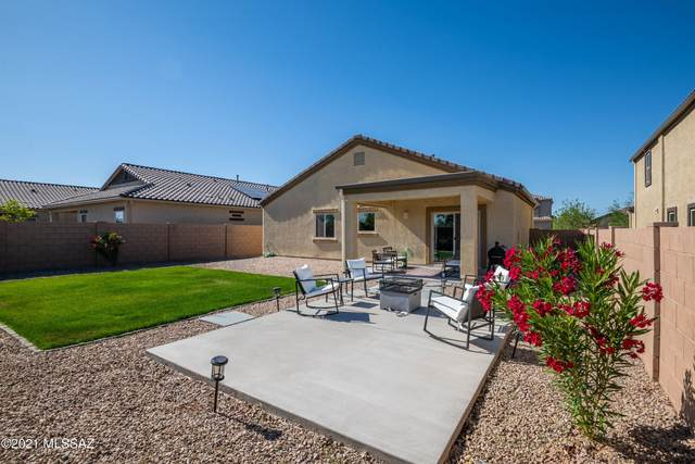 9153 W Old Agave Trail, Marana, AZ 85653 (#22111779) :: Long Realty - The Vallee Gold Team