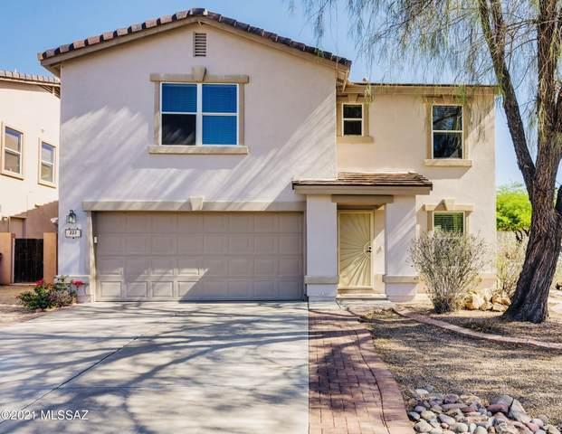 223 E Mountain Alder Street, Sahuarita, AZ 85629 (#22111799) :: The Local Real Estate Group | Realty Executives