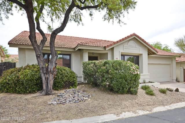 5550 Skyset Loop, Tucson, AZ 85750 (#22111811) :: Long Realty - The Vallee Gold Team