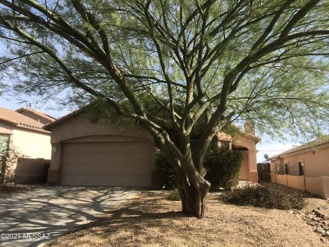 60475 E Black Crest Loop, Tucson, AZ 85739 (#22111830) :: Long Realty - The Vallee Gold Team