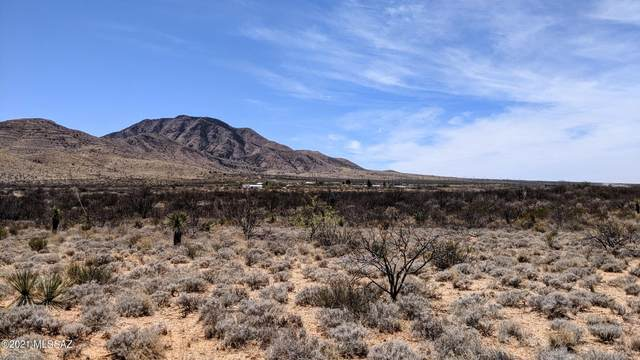 4 Acre On W Big Draw Road --, Cochise, AZ 85606 (#22111836) :: Tucson Property Executives