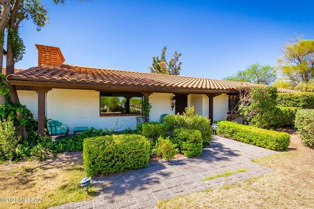 17 Avenida De Otero, Tubac, AZ 85646 (#22111843) :: Long Realty - The Vallee Gold Team