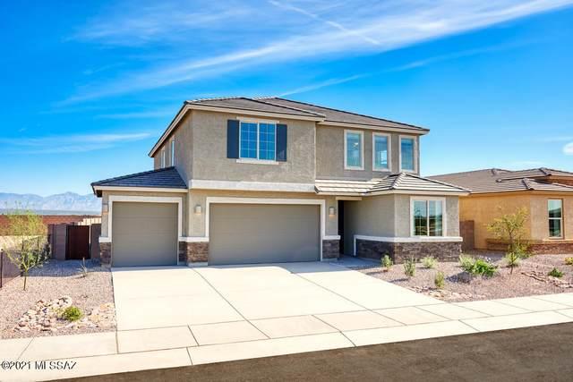 12344 N Amberwood Place, Marana, AZ 85653 (#22111847) :: Long Realty Company