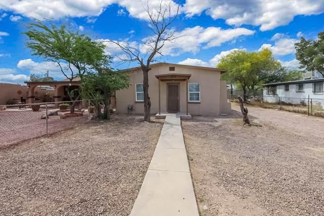 513 W 40Th Street, Tucson, AZ 85713 (MLS #22111849) :: The Luna Team