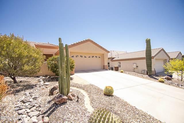 13220 N Silver Cholla Place, Marana, AZ 85658 (MLS #22111850) :: The Property Partners at eXp Realty
