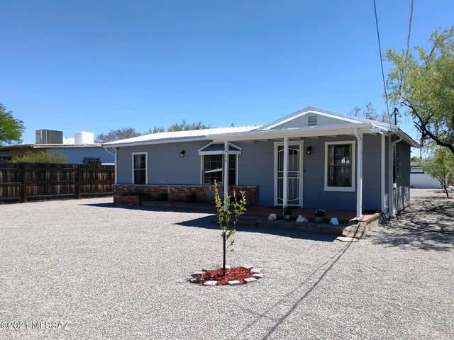 3954 E Hayhurst Lane, Tucson, AZ 85712 (#22111870) :: Long Realty - The Vallee Gold Team