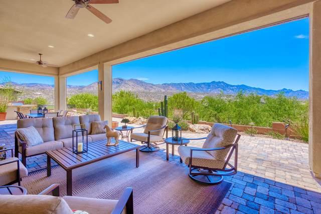 66705 E Peregrine Place, Tucson, AZ 85739 (MLS #22111872) :: The Luna Team