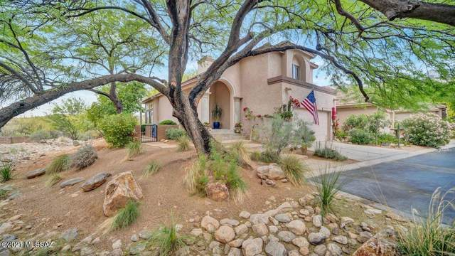 4056 E Via Del Buho, Tucson, AZ 85718 (#22111885) :: Long Realty - The Vallee Gold Team