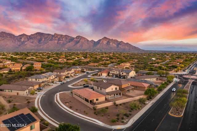 12873 N Oakhurst Loop, Tucson, AZ 85755 (#22111887) :: Long Realty - The Vallee Gold Team