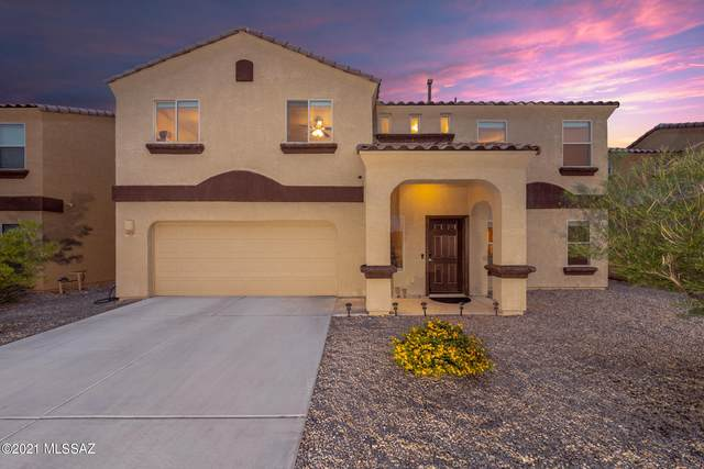 8037 S Red Sox Road, Tucson, AZ 85756 (MLS #22111888) :: The Property Partners at eXp Realty