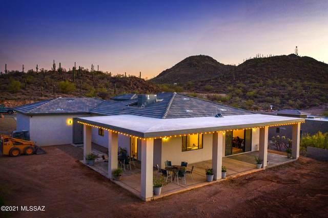 3702 W Ave Montana Alta, Tucson, AZ 85746 (#22111897) :: Long Realty - The Vallee Gold Team