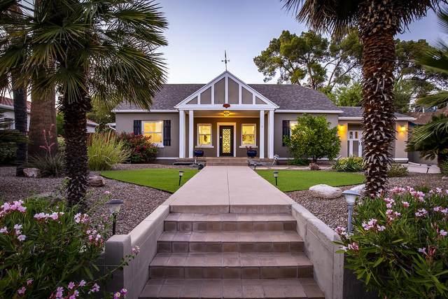 1923 E 4Th Street, Tucson, AZ 85719 (#22111898) :: Tucson Property Executives