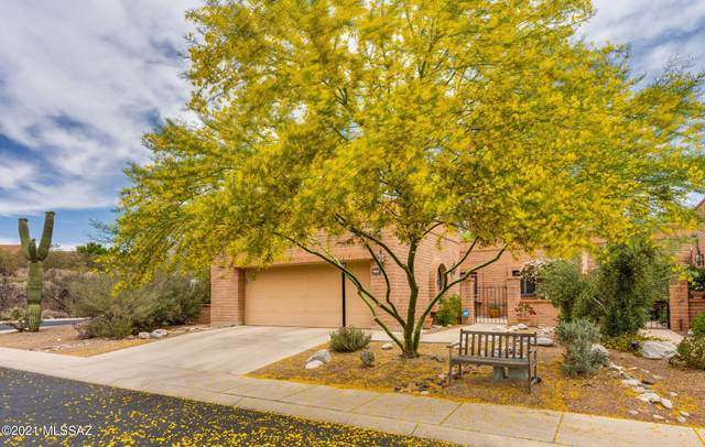 6601 E Via Cedri, Tucson, AZ 85750 (#22111900) :: Long Realty - The Vallee Gold Team