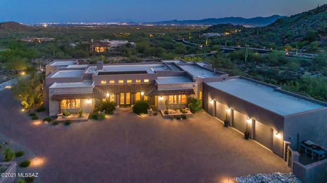 13909 N Copper Sunset Drive, Marana, AZ 85658 (#22111909) :: Tucson Property Executives