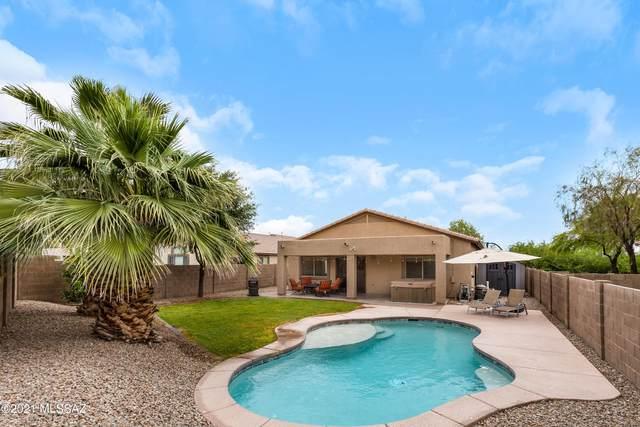 12581 N Skoda Drive, Marana, AZ 85653 (MLS #22111914) :: The Property Partners at eXp Realty
