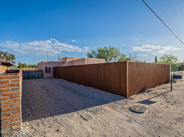 1612 E Roger Road, Tucson, AZ 85719 (#22111917) :: Tucson Property Executives