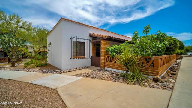 277 S Paseo Pena, Green Valley, AZ 85614 (#22111921) :: Long Realty Company