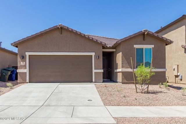 6574 E Via Arroyo Azul, Tucson, AZ 85756 (MLS #22111923) :: The Property Partners at eXp Realty