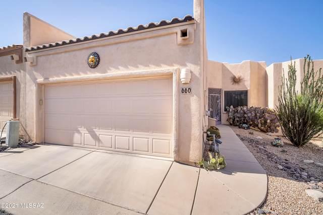 660 W Woodfield Court, Green Valley, AZ 85614 (#22111924) :: Long Realty Company