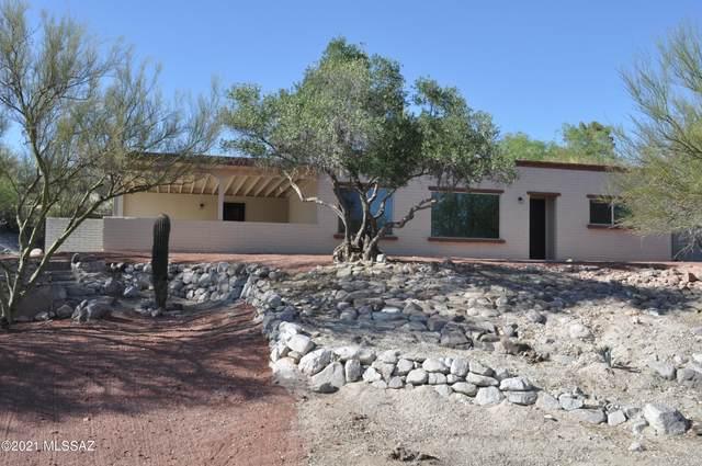 8901 E Driftwood Trail, Tucson, AZ 85749 (#22111926) :: The Dream Team AZ