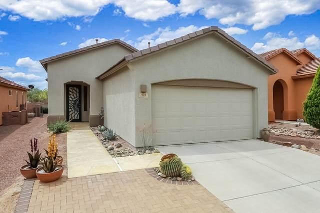 431 W Astruc Drive, Green Valley, AZ 85614 (#22111934) :: Gateway Realty International