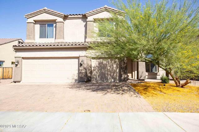 8738 W Denstone Road, Marana, AZ 85653 (MLS #22111937) :: The Property Partners at eXp Realty