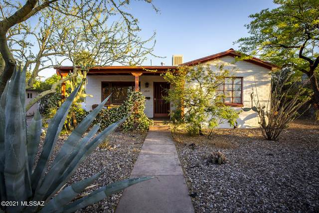 2210 E Water Street, Tucson, AZ 85719 (#22111938) :: Long Realty - The Vallee Gold Team