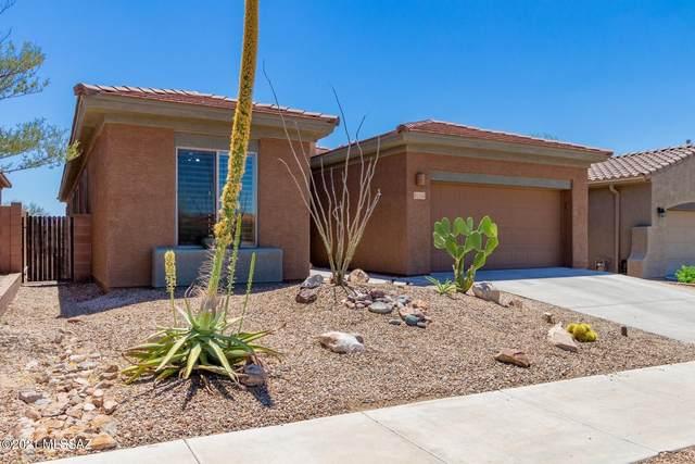 12550 N Gentle Rain Drive, Marana, AZ 85658 (MLS #22111948) :: The Property Partners at eXp Realty