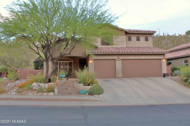 4078 N Sunset Cliff Place, Tucson, AZ 85750 (#22111954) :: AZ Power Team