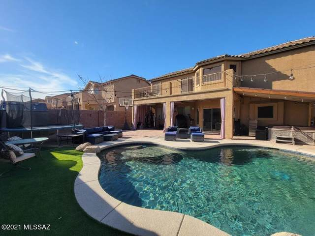 639 W Tremolo Lane, Oro Valley, AZ 85737 (#22111958) :: Long Realty Company
