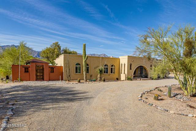 6351 E River Road, Tucson, AZ 85750 (#22111963) :: Long Realty - The Vallee Gold Team