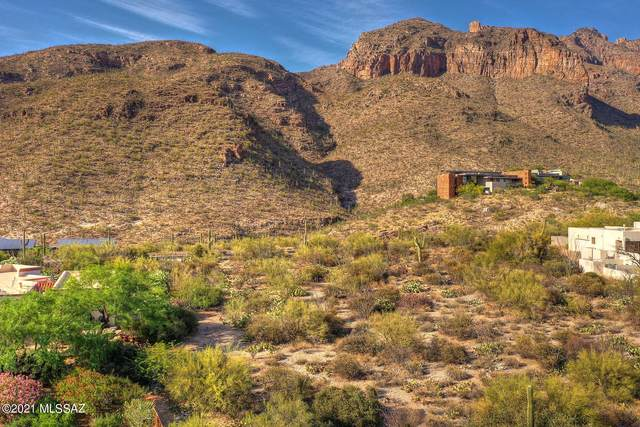 7501 N Catalina Ridge Drive Lot 46, Tucson, AZ 85718 (#22111964) :: Long Realty - The Vallee Gold Team