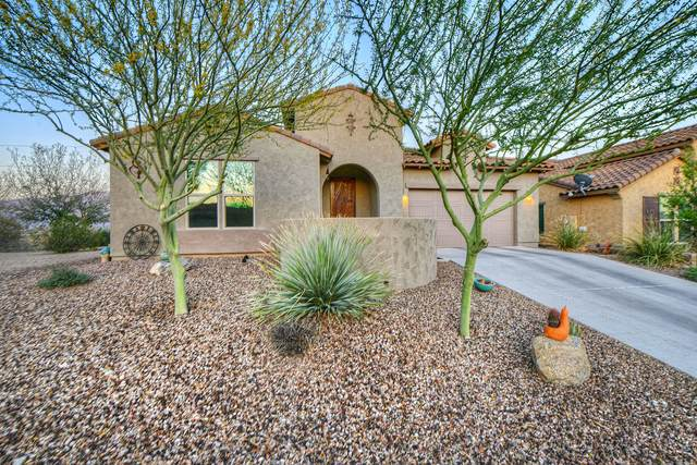 12894 N Via Vista Del Pasado, Oro Valley, AZ 85755 (#22111965) :: Long Realty Company