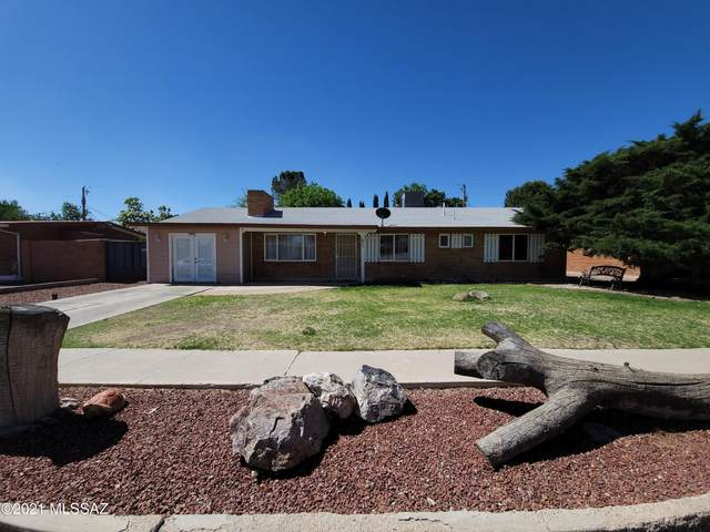 1010 W Granada Street, Willcox, AZ 85643 (#22111969) :: Long Realty - The Vallee Gold Team