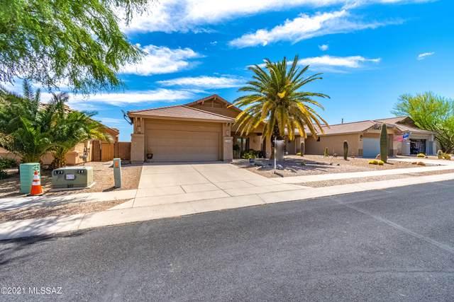 2294 Avenida Del Petalo, Green Valley, AZ 85614 (#22111984) :: Long Realty Company