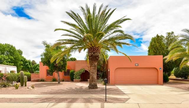 400 E Paseo De Golf, Green Valley, AZ 85614 (#22111986) :: Long Realty Company