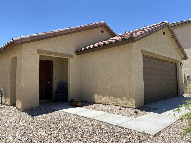 8573 W Magpie Place, Tucson, AZ 85757 (#22112004) :: Long Realty - The Vallee Gold Team