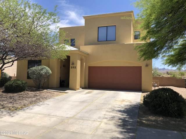 282 E Forrest Feezor Street, Vail, AZ 85641 (#22112005) :: Long Realty - The Vallee Gold Team