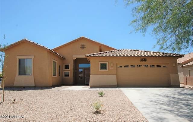 11115 W Gallinule Drive, Marana, AZ 85653 (MLS #22112006) :: The Property Partners at eXp Realty