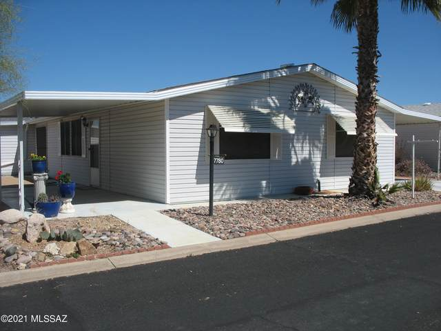 7780 W Touchstone Street, Tucson, AZ 85735 (#22112007) :: Long Realty - The Vallee Gold Team