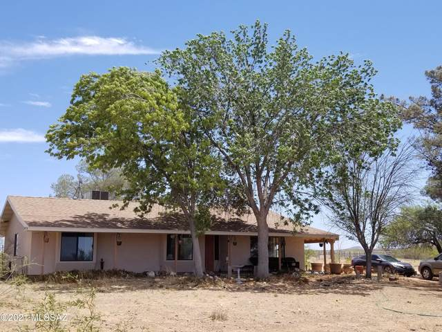 16805 S Maricopa Avenue, Benson, AZ 85602 (#22112011) :: Tucson Real Estate Group