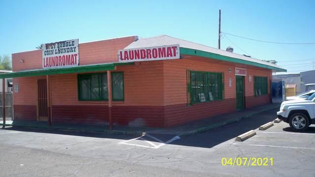 3452 E Milton Road, Tucson, AZ 85706 (#22112022) :: Luxury Group - Realty Executives Arizona Properties