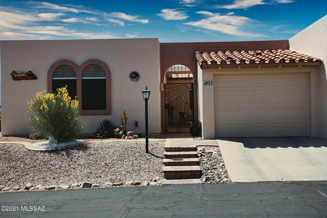 913 S Placita Guarina, Green Valley, AZ 85614 (#22112028) :: Long Realty - The Vallee Gold Team
