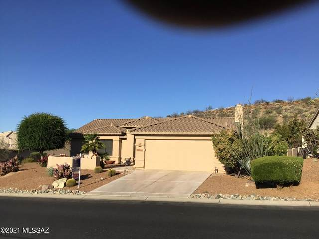 38284 S Desert Bluff Drive, Tucson, AZ 85739 (#22112029) :: Long Realty - The Vallee Gold Team