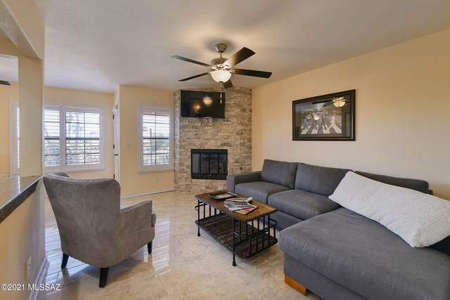 6651 N Campbell Avenue #211, Tucson, AZ 85718 (#22112030) :: The Local Real Estate Group | Realty Executives