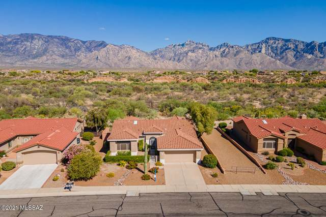 13790 N Lobelia Way, Oro Valley, AZ 85755 (#22112035) :: The Local Real Estate Group   Realty Executives